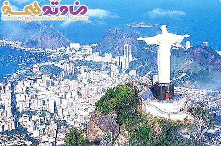 تور برزیل آرژانتین با پرواز قطری ویژه 20 تور نوروز 96
