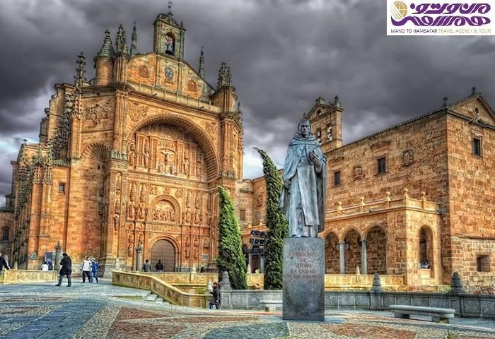تور اسپانیا ویژه خرداد 1397