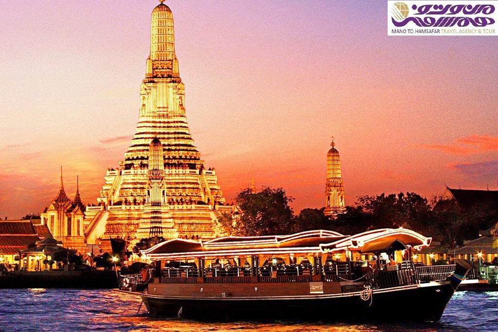 تور تایلند . بانکوک  تابستان 95