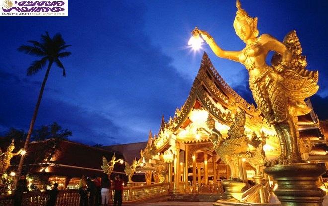 تور تایلند (7 شب و 8 روز پوکت)
