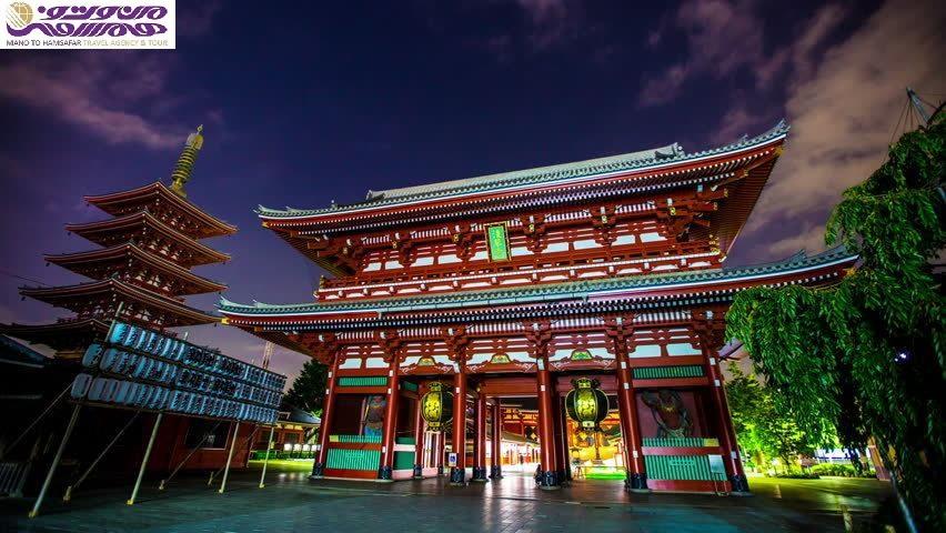 تور هنگ کنگ ویژه نوروز 1397