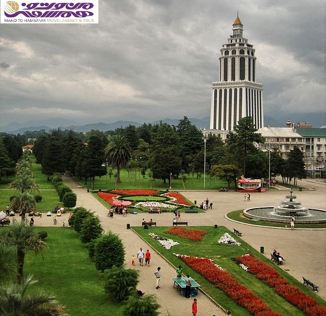 تور گرجستان خرداد 95