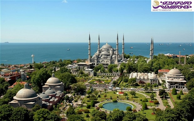 تور استانبول با پرواز تابان آبان 95