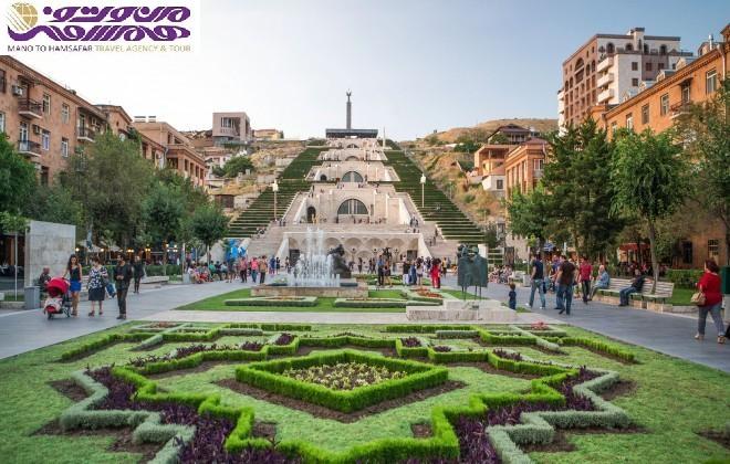 ارمنستان222 تور نوروز 96