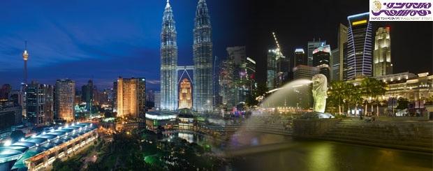 تور مالزی دی 95 با پرواز ماهان