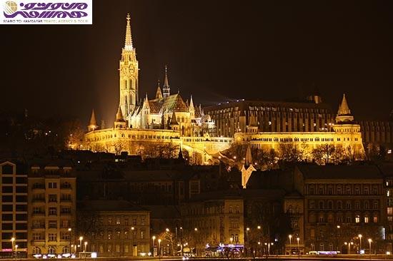 تور مجارستان (اسلواکی)،اتریش،جمهوری چک،آلمان تابستان 1398