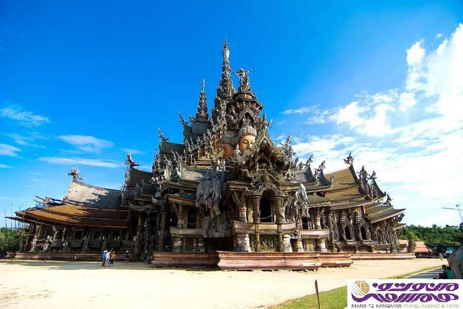 تور تایلند ویژه دی 95 با پرواز ماهان