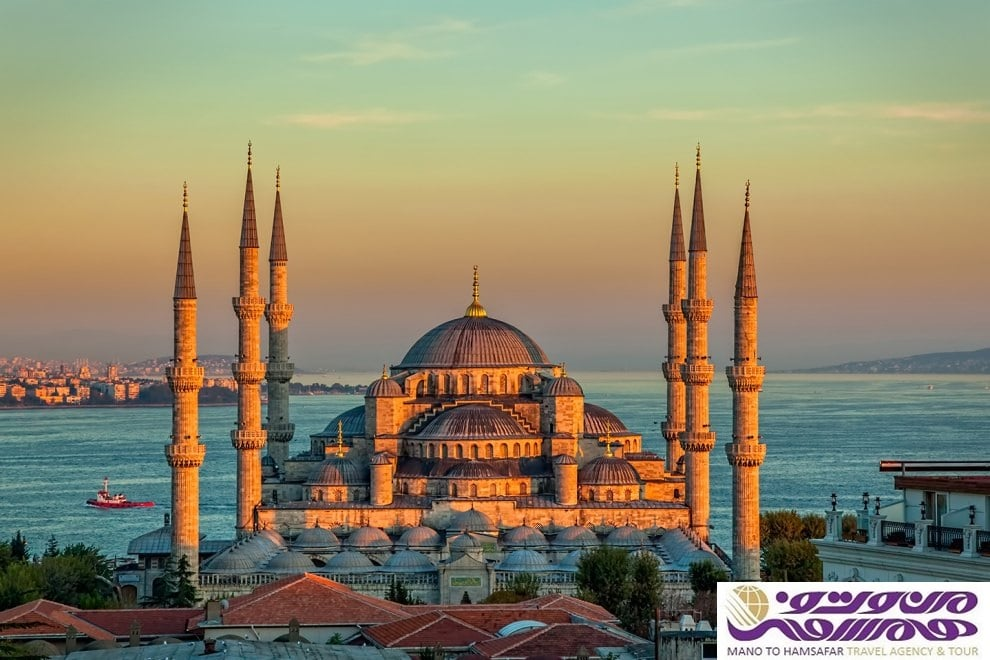 تور استانبول نوروز 96