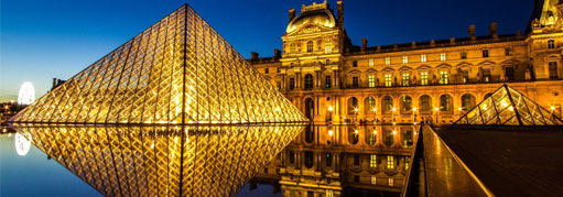 louvre museum تورهای آسیایی