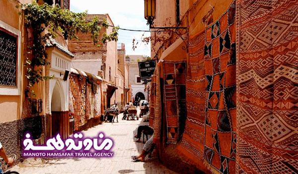تور مراکش تابستان 96