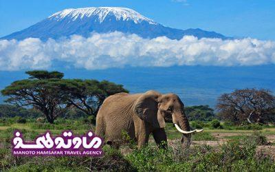 Tanzania 400x250 تور بهار 96