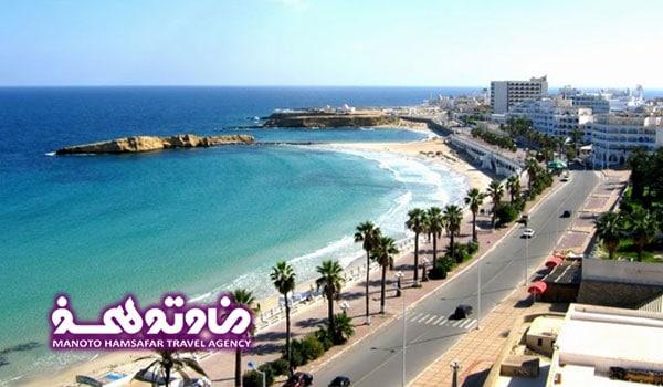 تور تونس بهار 96