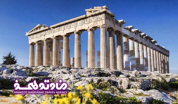 تور یونان تابستان 96
