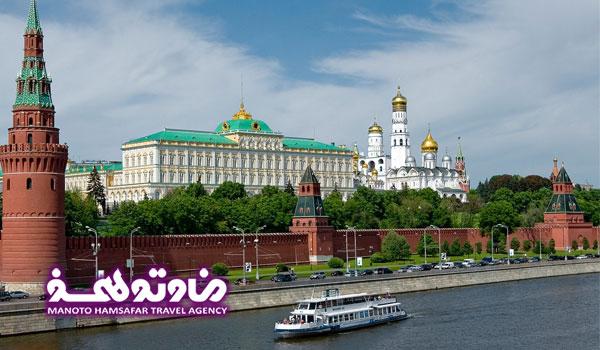 تور روسیه – مسکو و سنت پترزبورگ شروع از 1 شهریور 96