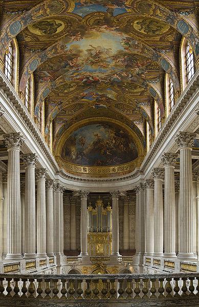 389px Versailles Chapel   July 2006 edit پاریس