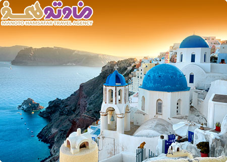 Greece tour تور بهار 96