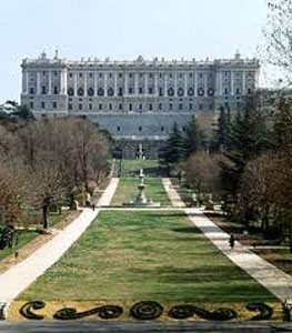 Palacio Real de Madrid2 مادرید