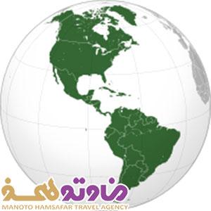 american visa روش دریافت ویزای کشورهای آمریکایی