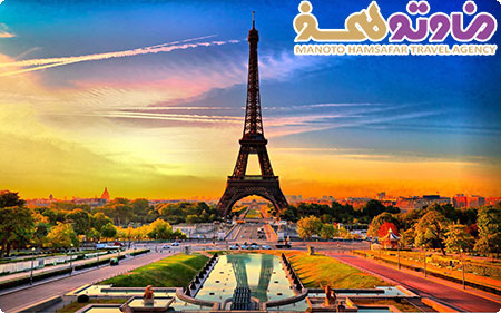 france tour تور فرانسه . اسپانیا . پرتغال نوروز 96